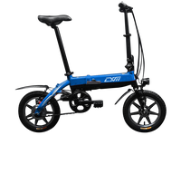 New Smart Portable Electric Bicycle Foldable