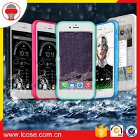 New arrival waterproof phone case for iphone 7,for iphone 7 PLUS waterproof case