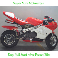 Two Wheel Kids Mini Motorcycle 49cc Pocket Bike with Low Price