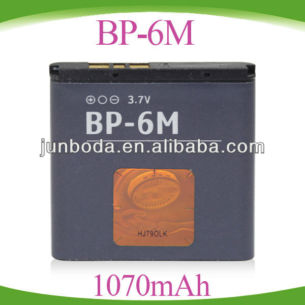 for Nokia BP-6M N73 battery