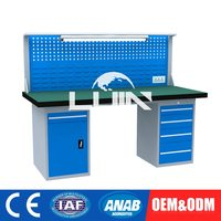 Elegant Top Quality Custom Design Electric Medical Woodworking Workbench