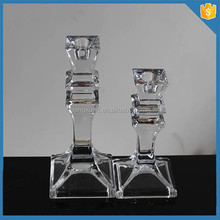 LXHY-A010 table centerpiece wedding antique tall crystal candlestick