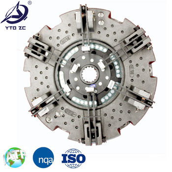 Agriculture Equipment Tractor Clutch 13inch Wheeled Tractor Clutch Assembly Tractor Clutch Kit