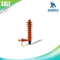 Types of metal oxide 20KV lighting arrester
