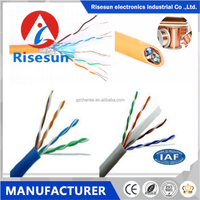 lan utp ftp Ethernet cat5 cat5e MOQ one cat 6 5e 5 6a cable network cabling for laptop computer low voltage cable