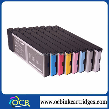 Large Format Printer Ink Cartridge For Epson Stylus Pro 4450 Wide Format Compatible Ink Box