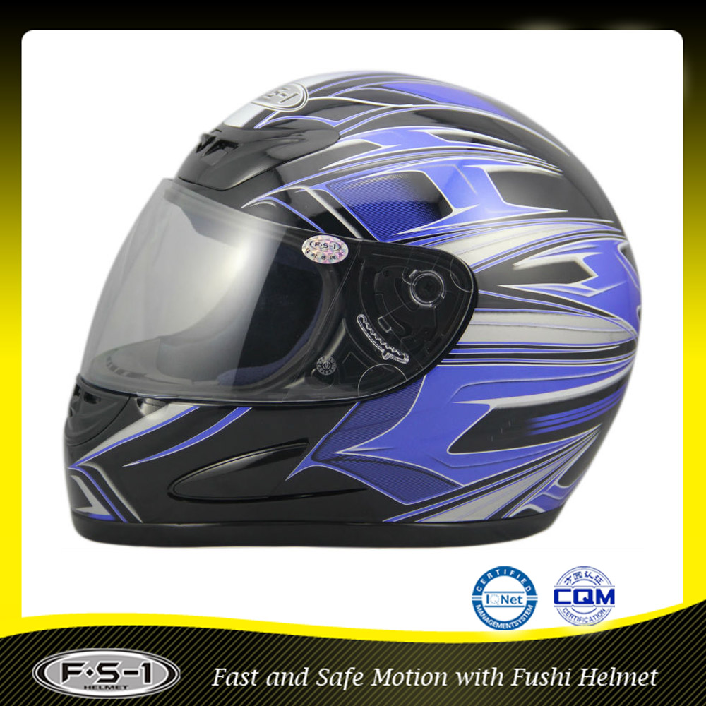foshan wholesale unique ABS full face skull motorcycle helmet