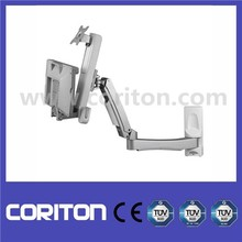 Healthcare Extra Length LCD Wall Mount for Hospital bed, TV wall mount
