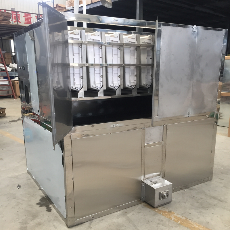 commercial ice flaker machine