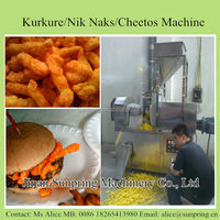 Kurkure Equipment Manufacturing line