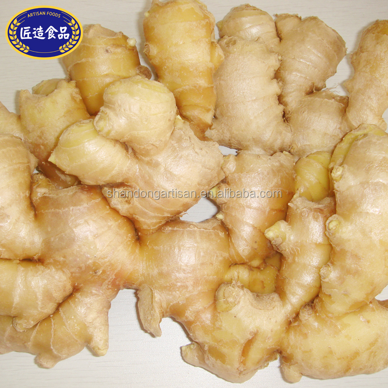 Factory price hot sale shandong air dry ginger