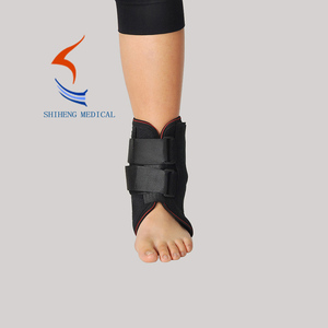 Medical Sport Adjustable Hinged Ankle Support Brace