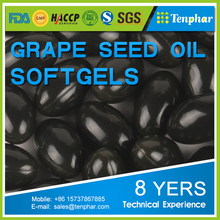 OEM Private label Anti-aging OPC Grape Seed Extract Tablets