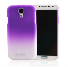 For i9500 High Quality Transparent Rubber Phone Case manufacturer price
