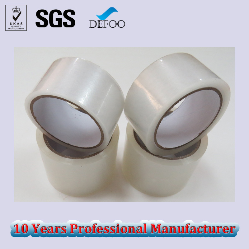 Easy Tear Bopp Packing Tape for Factory Industrial Using