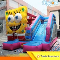 Used Outdoor Commercial Inflatable Bouncers Bouncy Castles For Sale