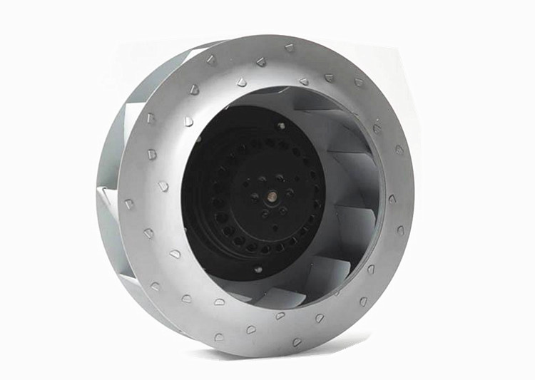 Reasonable price 190mm centrifugal fan apply to air heat exchanger