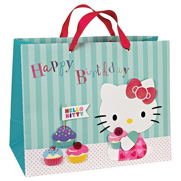 Cheap beauty cardboard gift paper bag free sample in india
