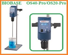 OS40-Pro/OS20-Pro LCD Digital Overhead Stirrers and Magnetic Stirrer with speed of 50 to 2200rpm