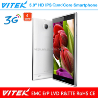 China supplier 5'' android mtk 6582 quad core smartphone
