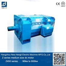 low speed high torque 321kw spindle motor