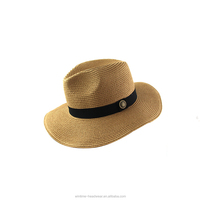 2016 New Blank Mexican Summer Women Straw Hat For Sale