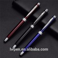 Cheap giveaway gifts classical metal liquid ink roller pen