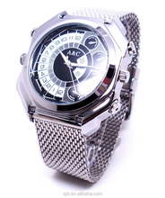 Hidden Camcorder Voice Control Full HD1080P Infrared Night Vision Waterproof Watch video Camera