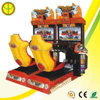 Qualified original driving racing game machine simulator