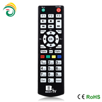 2016 hot items universal smart tv remote control keyboard