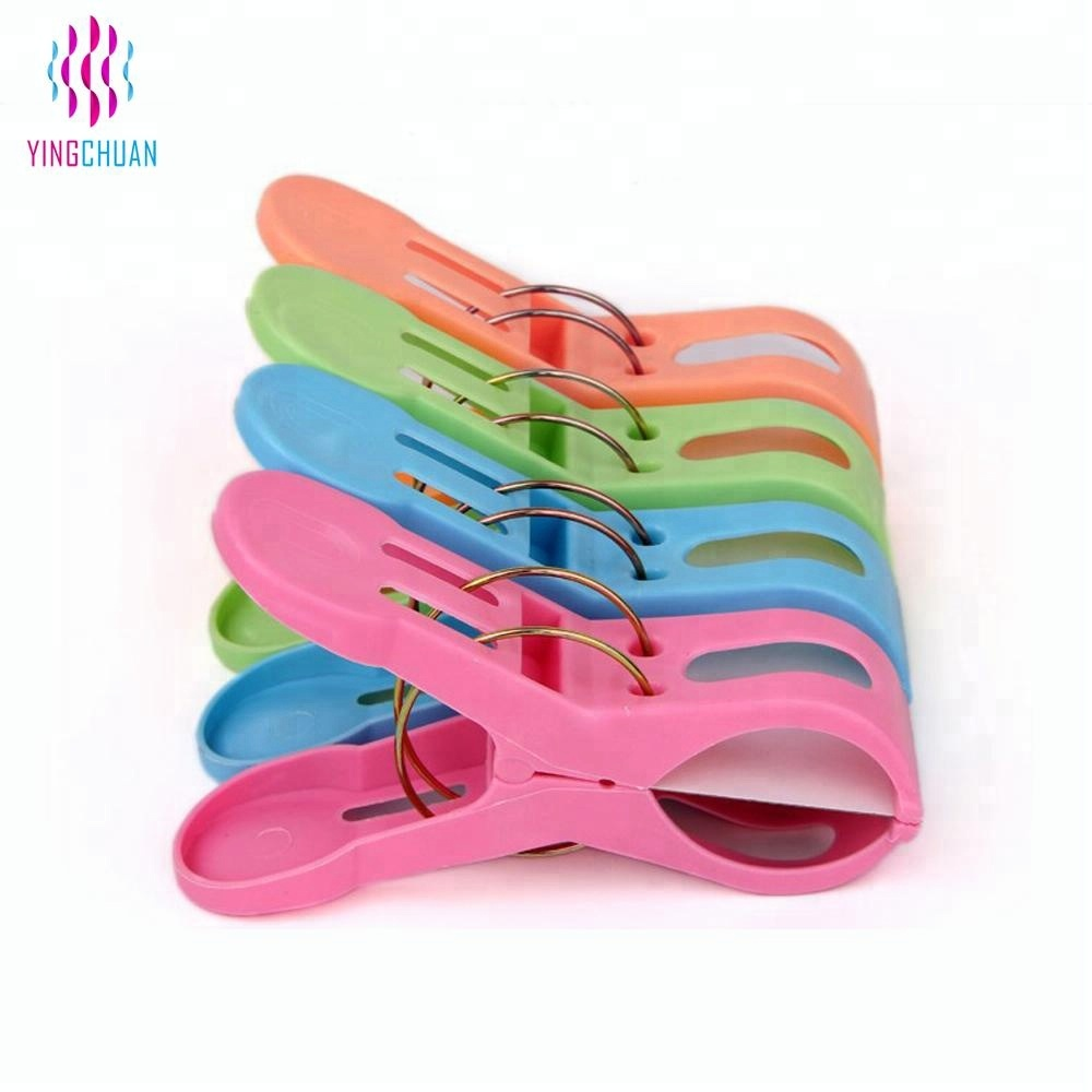 Colorful functional plastic cloth peg