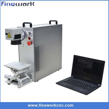 FW etching machine low price industial sewing machine