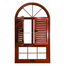 aluminum louver window frames from china manufacturer