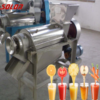 2016 Alibaba CE approved automatic fresh squeezed passion lime/mango/grape/ginger fruit juice extractor/extracting cold
