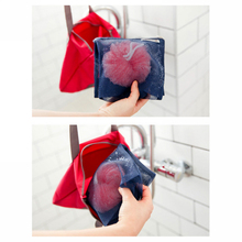 2017 New design nylon mesh laundry wash bag