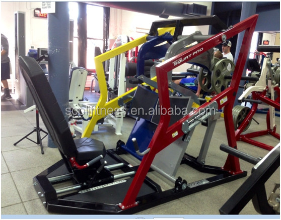 Gym Equipment / fitness equipment /Seated Squat Pro