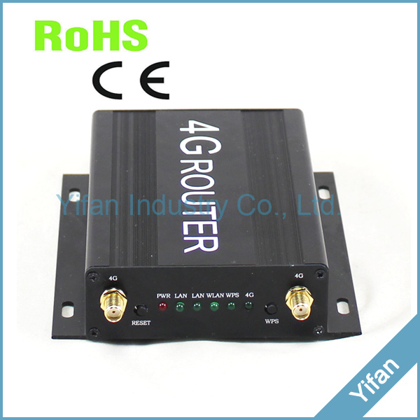 R320 built-in huawei module 4g modem wifi router with rj45
