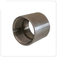 high quality with low price forged sch40 sch80 stainless steel 304 316 female thread 220/270 coupling