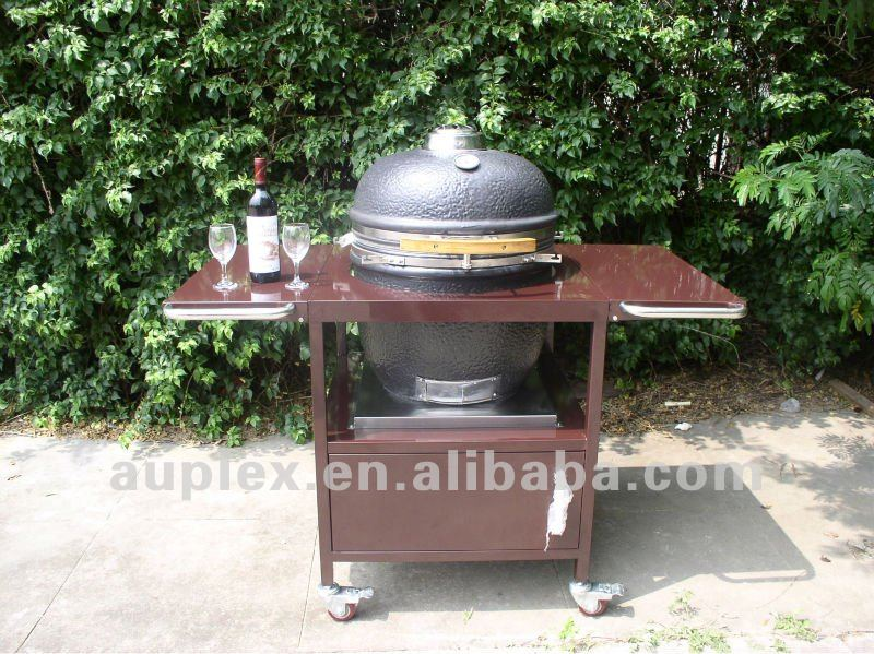 Cast iron table/outdoor cooker/smoker/kitchenware/restaurant equipment/cookware/bbq stand