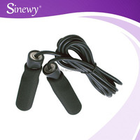 High quality adjustable bearing jump rope, adult bearing jump rope