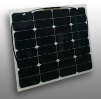 rollable flexible solar panel 50w 18v for 12v powerload