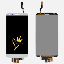 White FOR LG Optimus G2 LS980 VS980 LCD Screen with Digitizer Touch Panel Assembly