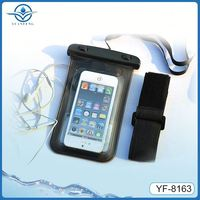 High quality armband waterproof case for nokia lumia 1020 with string