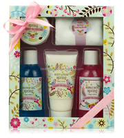 new sale product, shower gel and bubble bath bath gift set