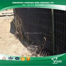 PP Woven Wire Backed Silt Fence Used for Construction