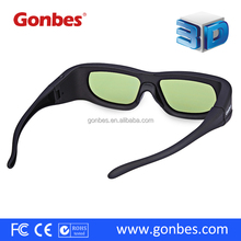 Factory Supply 144Hz DLP Link Projector Active Shutter 3D Glasses