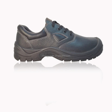 Men Genuine Leather comfortable Safety Shoes with Steel Toe, Oil Industry Resistant Safety Footwear