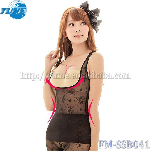 Se ora negro cors shaper adelgazamiento bodysuit fajas for Ropa interior senora
