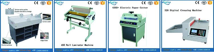 450D+ Electric Paper Cutter