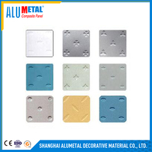PVDF/PE Coated Emboss Aluminium Composite Panel